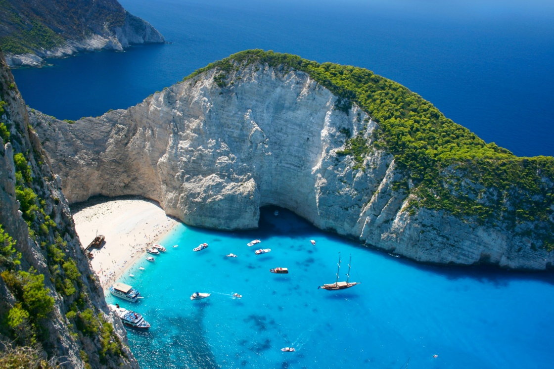 'Amazing Navagio Beach in Zakynthos Island, Greece' - Ζάκυνθος